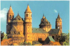 Ausflug: Worms · BVAM · Bürgervereinigung Alt-Münster e.V.