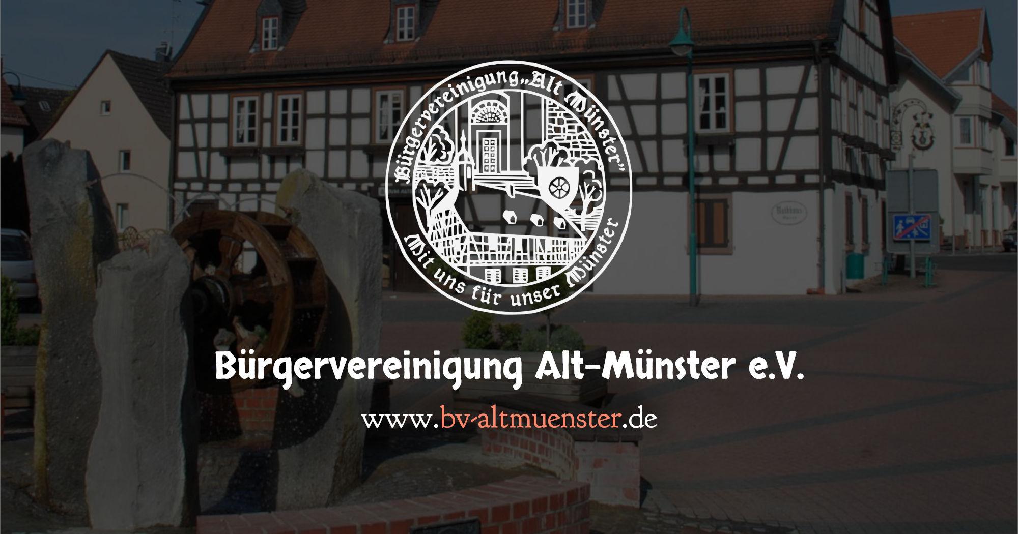 OpenGraph Bild: Facebook · BVAM · Bürgervereinigung Alt-Münster e.V.