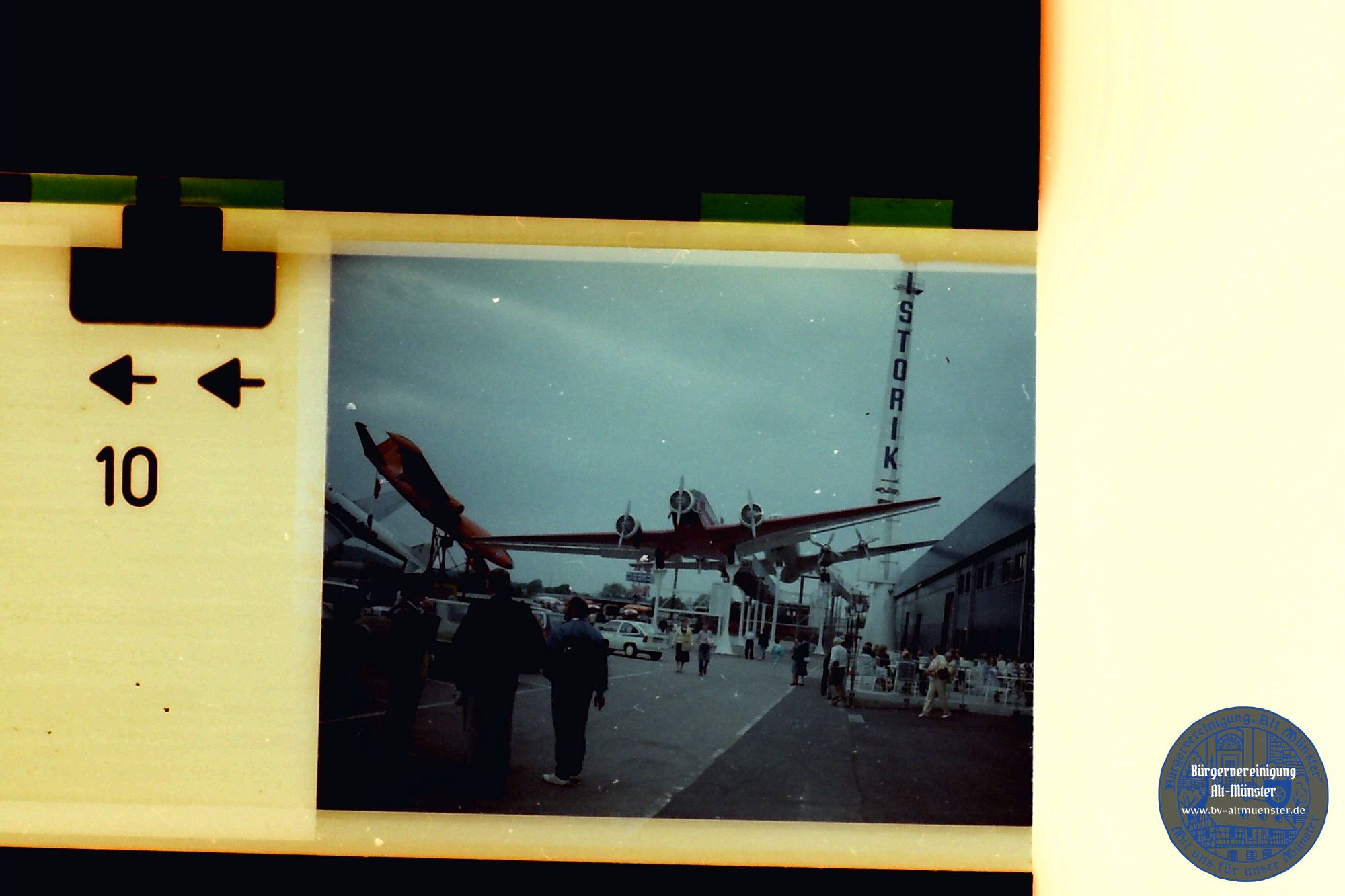 1987: Ausflug nach Sinsheim · BVAM · Bürgervereinigung Alt-Münster e.V.