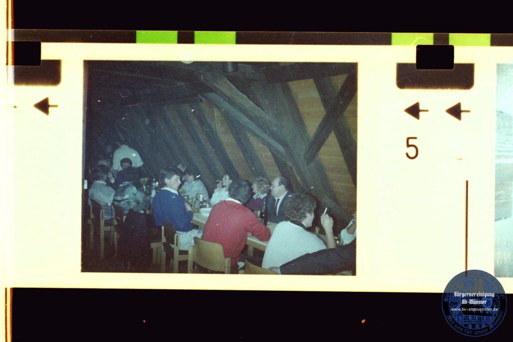 1987: Helferfest · BVAM · Bürgervereinigung Alt-Münster e.V.