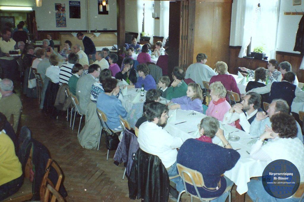 1989: Ausflug nach Eisenach · BVAM · Bürgervereinigung Alt-Münster e.V.