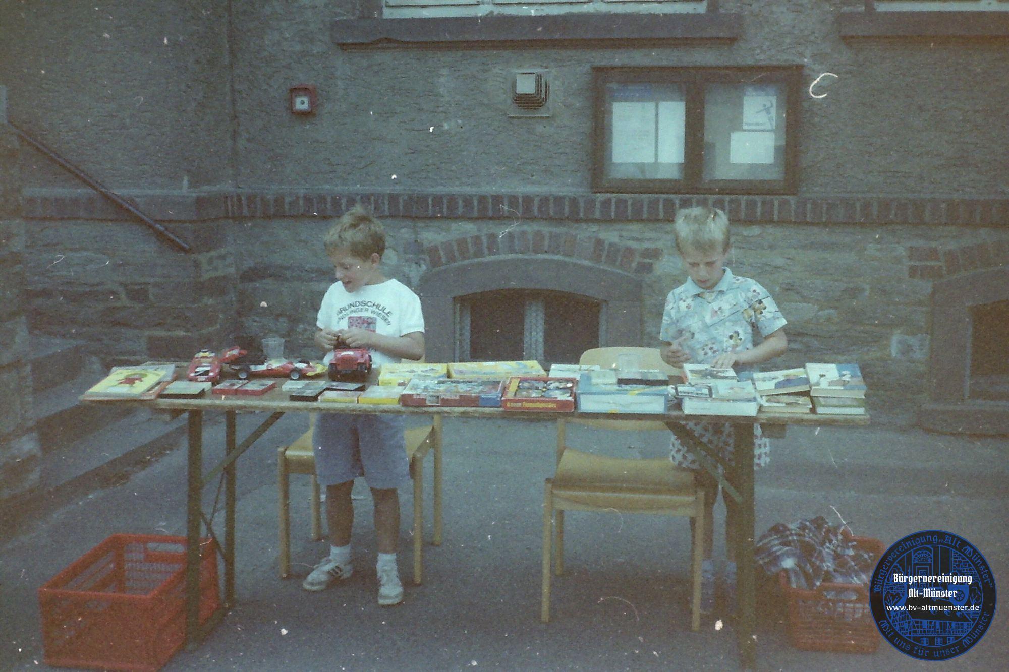1989: Dallesfest · BVAM · Bürgervereinigung Alt-Münster e.V.
