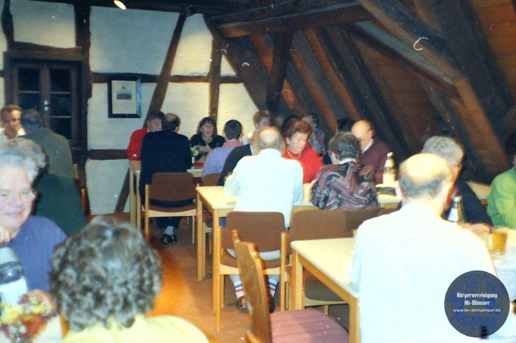 1992: Helferfest · BVAM · Bürgervereinigung Alt-Münster e.V.