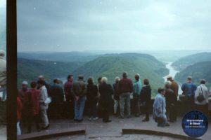 1996: Ausflug an die Saarschleife · BVAM · Bürgervereinigung Alt-Münster e.V.