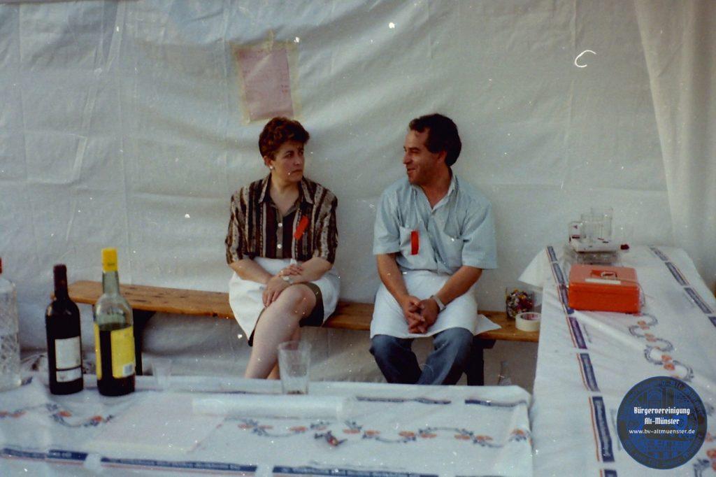 1996: Dallesfest · BVAM · Bürgervereinigung Alt-Münster e.V.