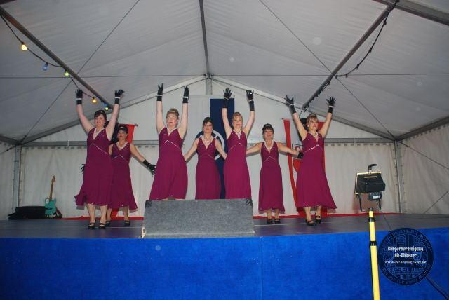 2009: Dallesfest · BVAM · Bürgervereinigung Alt-Münster e.V.