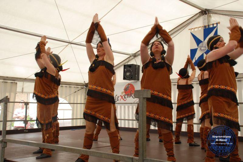 2010: Dallesfest · BVAM · Bürgervereinigung Alt-Münster e.V.
