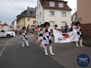 2011: Kerbeumzug · BVAM · Bürgervereinigung Alt-Münster e.V.