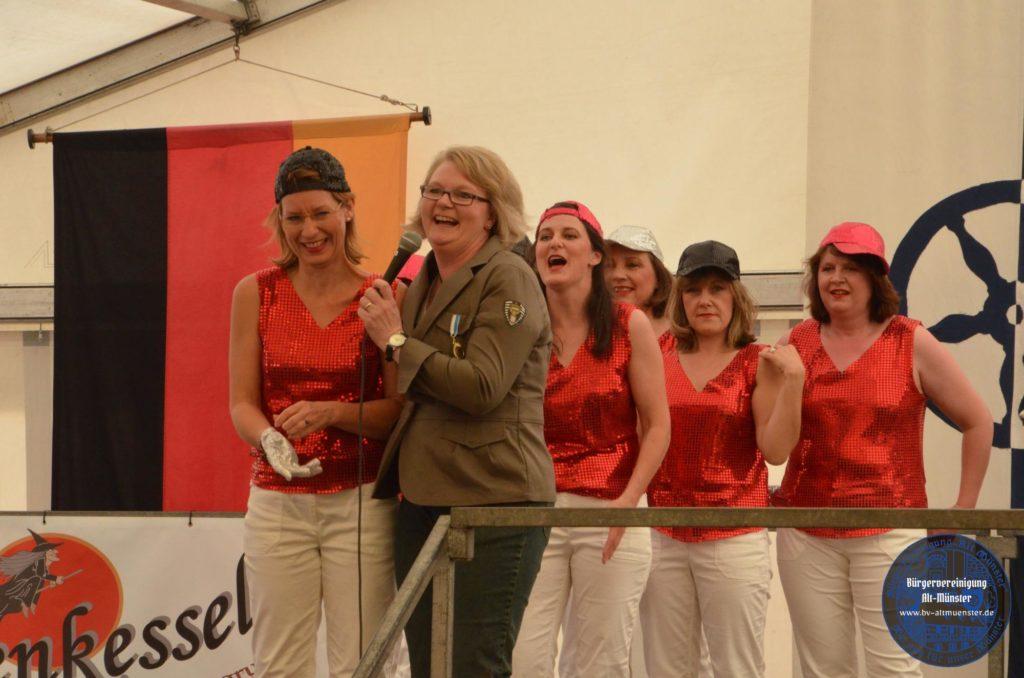 2012: Dallesfest · BVAM · Bürgervereinigung Alt-Münster e.V.