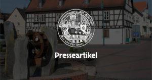 Banner für Presseartikel · BVAM · Bürgervereinigung Alt-Münster e.V.