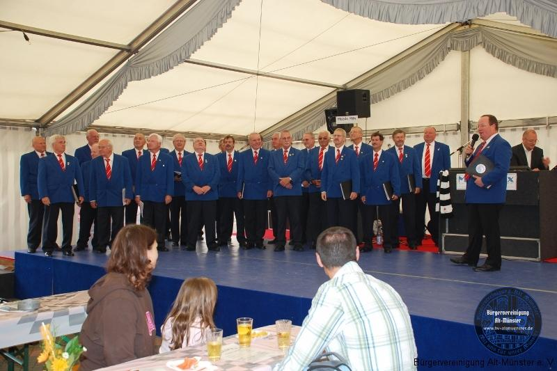 2008: Dallesfest · BVAM · Bürgervereinigung Alt-Münster e.V.