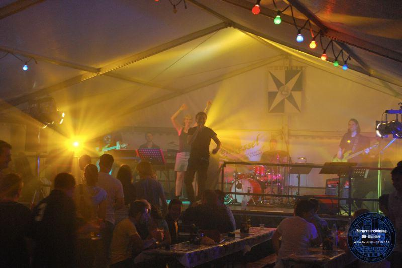 "2011: ""The Heartbreak Hotel"" beim Dallesfest · BVAM · Bürgervereinigung Alt-Münster e.V."