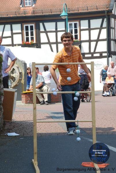 2011: Dallesfest · BVAM · Bürgervereinigung Alt-Münster e.V.