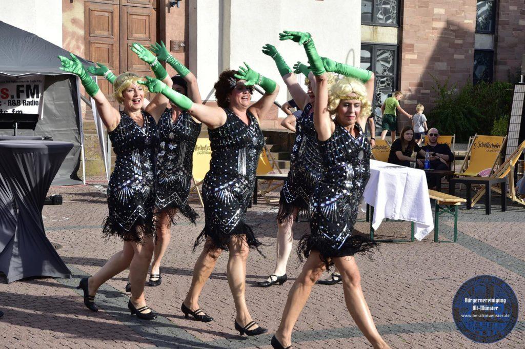 2018: Altstadtfest · BVAM · Bürgervereinigung Alt-Münster e.V.
