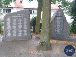 Gedenksteine · BVAM · Bürgervereinigung Alt-Münster e.V.